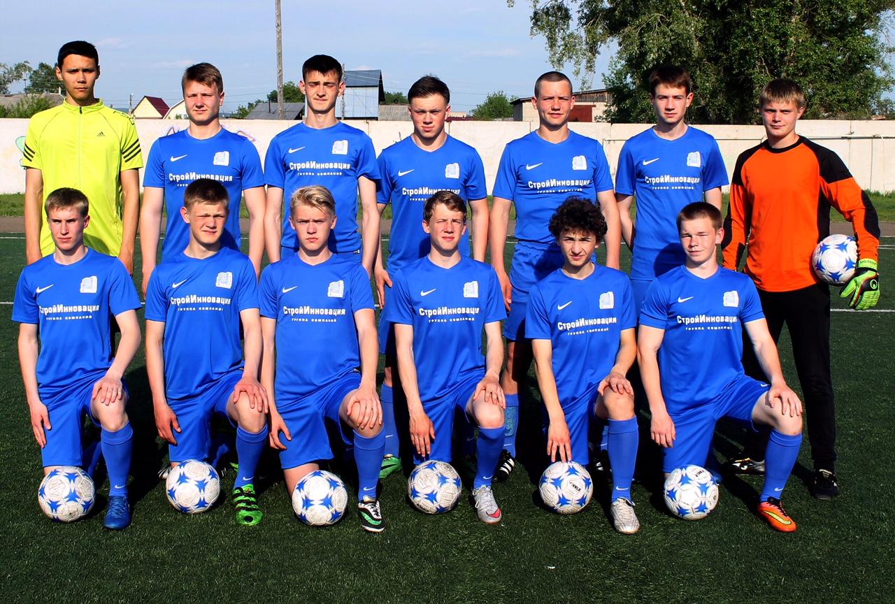 SPONSORSHIP OF FOOTBALL TEAM OF THE CITY OF KANSK
