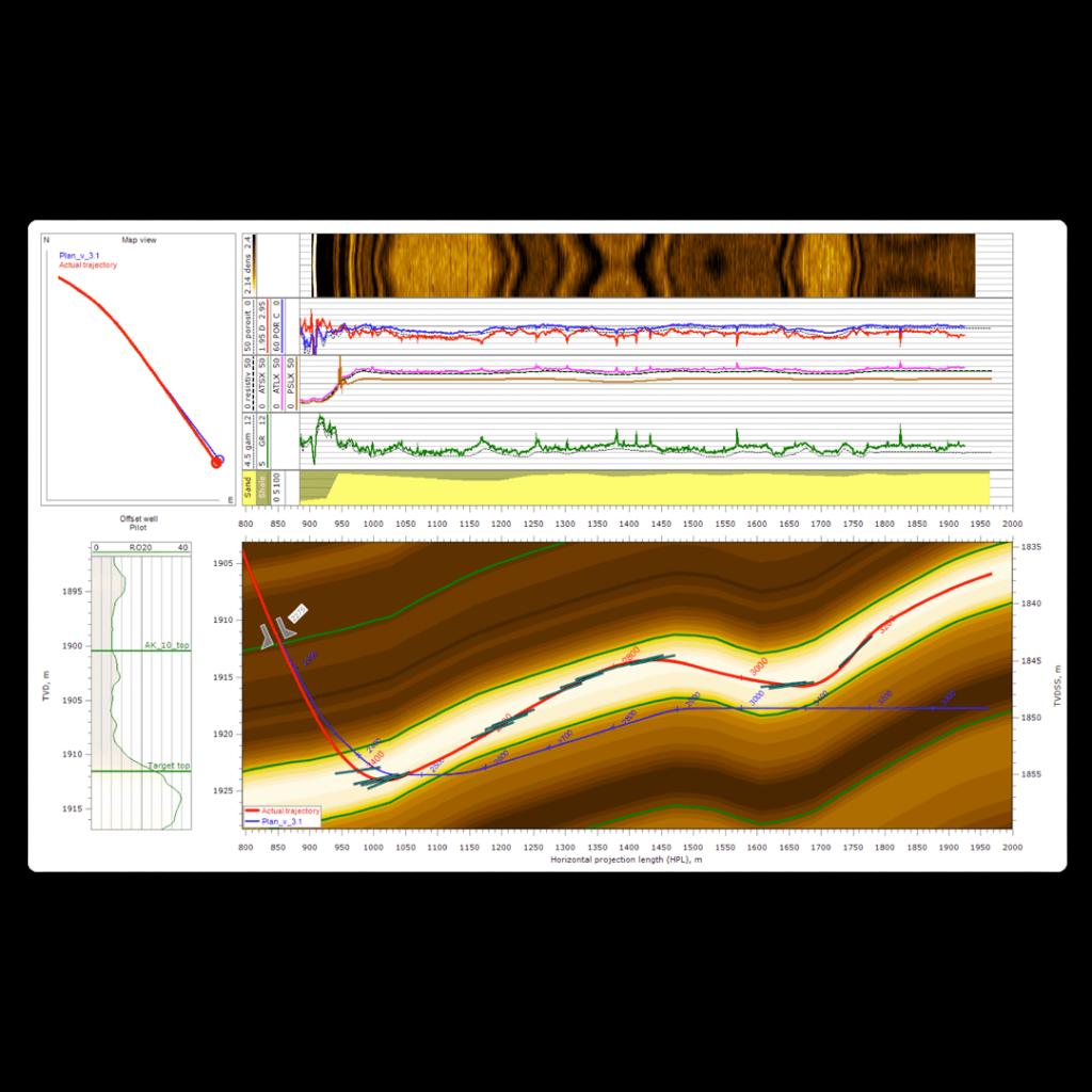 Geosteering Software